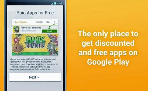 GetJar para Android