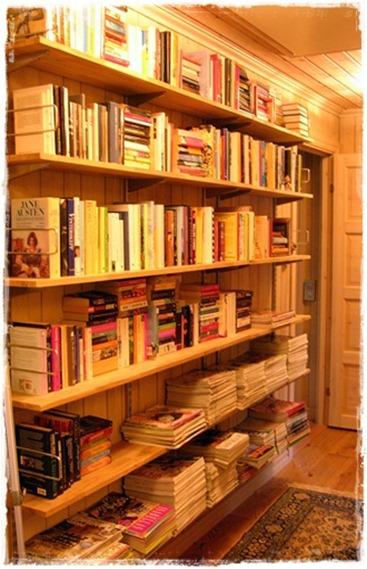 5 bokhyllan