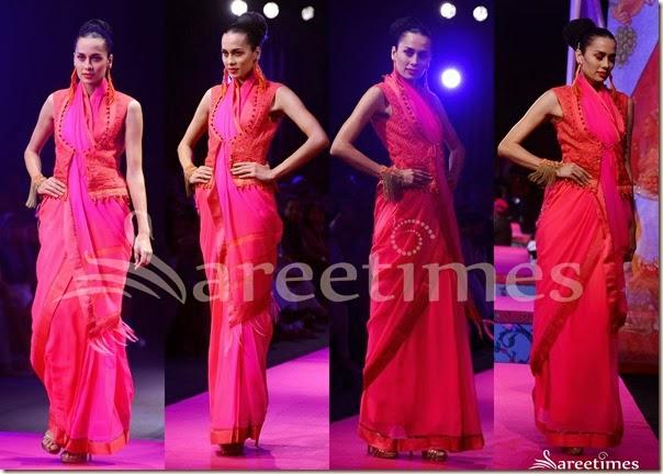 Tarun_Tahiliani_Pink_Saree
