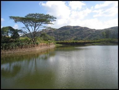 Ashram Pond