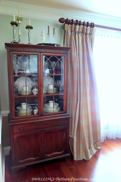 Cherry  Dining Room Cabinet