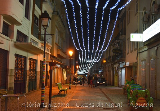 Glória Ishizaka - Luzes de Natal - Águeda