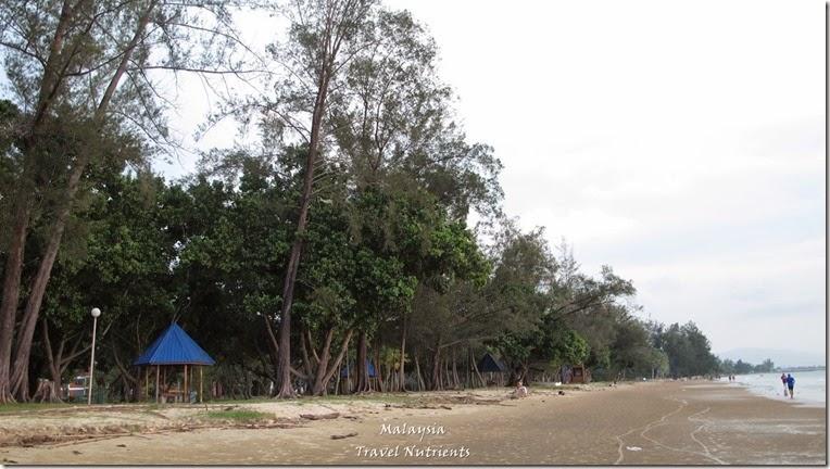 沙巴亞庇丹容亞路海灘夕陽 Perdana Park音樂水舞 (8)