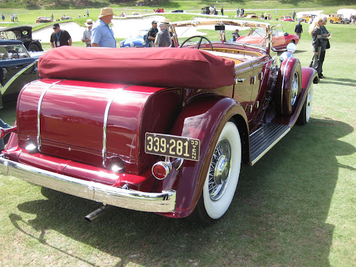 1933 Chrysler Imperial Dual