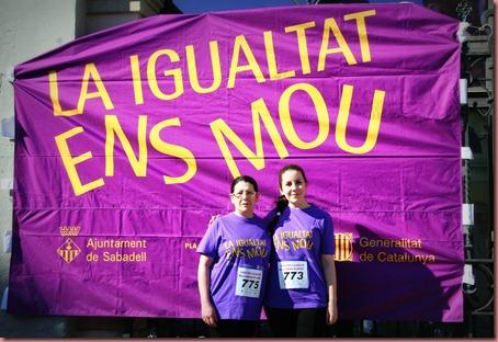 Cursa Per La Igualtat Sabadell