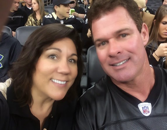 Saints Game Pic