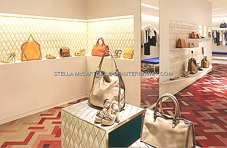 STELLA McCARTNEY SINGAPORE HILTON HOTEL women ready-to-wear,  shoes,  bags,  sunglasses  lingerie SPRING SUMMER 2012 COLLECTION SINGAPORE FLAGSHIP BOUTIQUE ORCHARD SHOPPING adidas