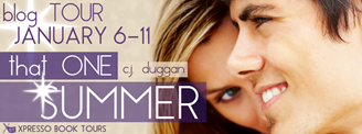 {Review+Giveaway} That One Summer by CJ Duggan