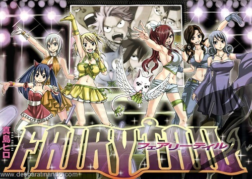 fairy tail anime wallpapers papeis de parede download desbaratinando  (11)
