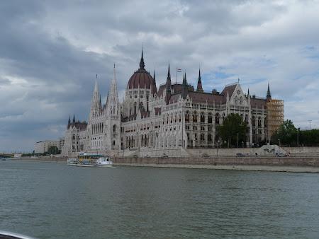 Obiective turistice Budapesta: Palatul Parlamntului ungar