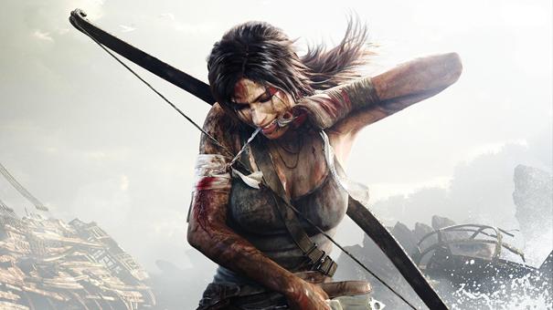 Novo Tomb Raider Já esta em Desenvolvimento