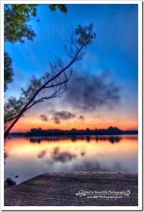 Pooles Knob Sunrise_-4