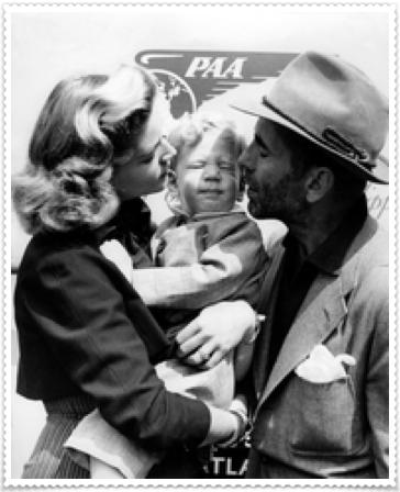 Bacall  Bogart 7