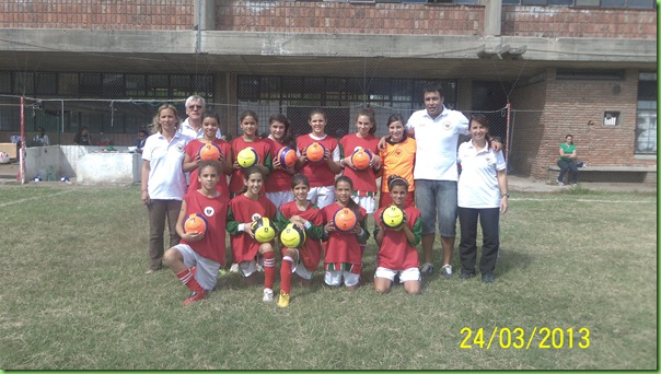 sub 13 ROJA