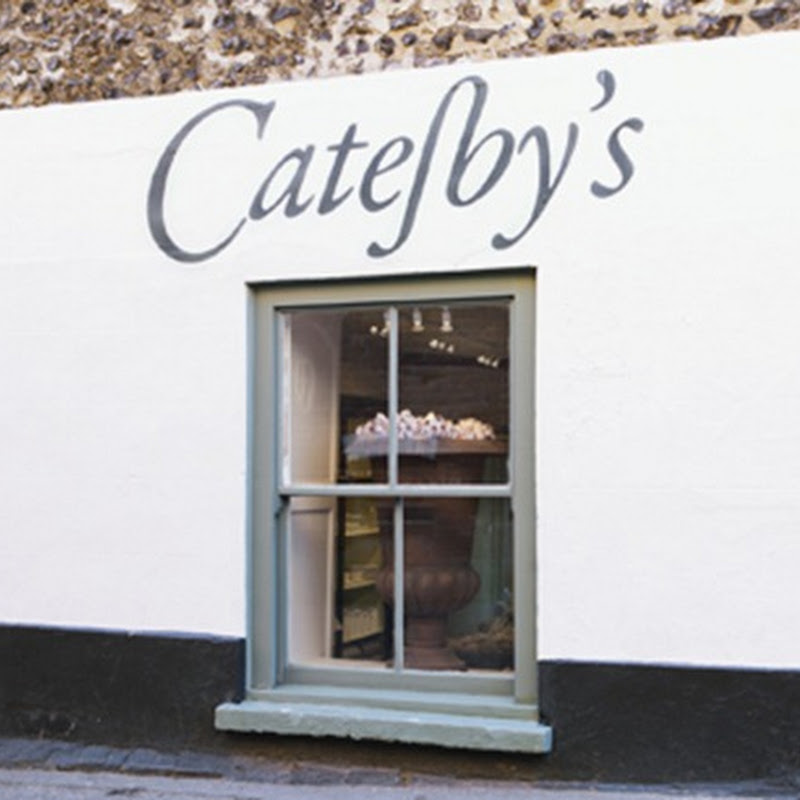 Catesby's : the story of an English merchant's house