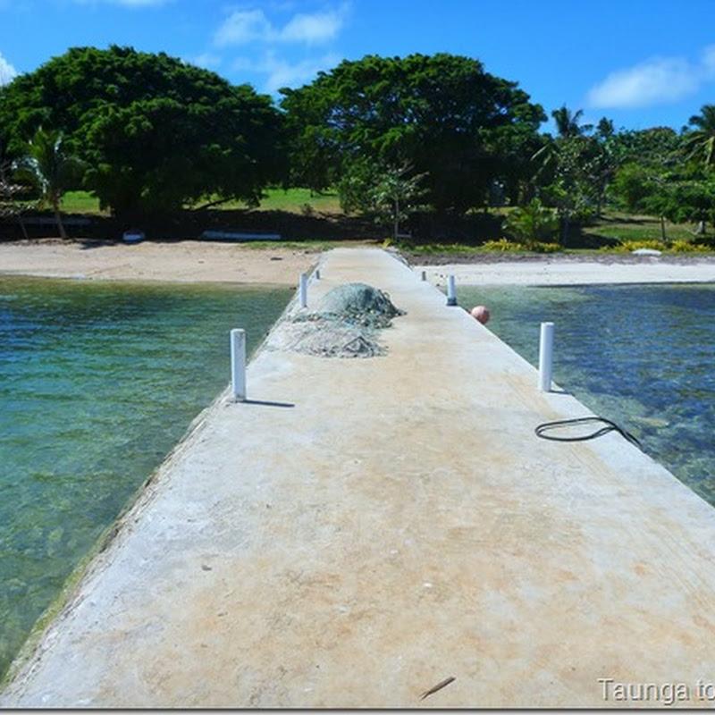 Logbook: Taunga (Vava'u, Tonga)
