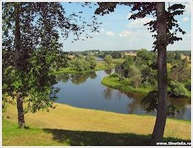 Река Руза. Комлево. www.timeteka.ru