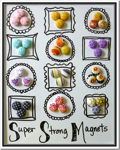 Abernathy crafts super strong fabric magnets tutorial for Super strong magnets for crafts