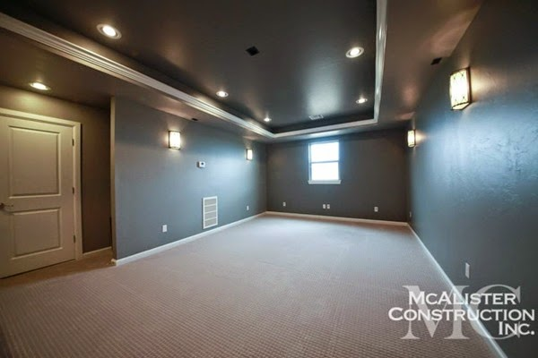 House Tour-Theatre Room