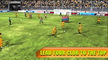 Screenshot of Crazy Football 14