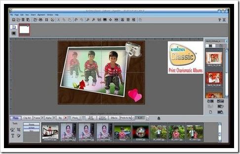 photo album software full version