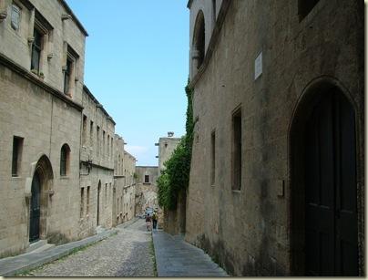Avenida dos cavaleiros