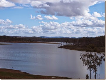 M'borough Paradise Dam
