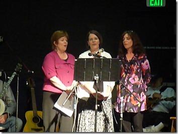 The Lyman Sisters  Mim Ambrose, Corrine Roos, Naomi Rumpff