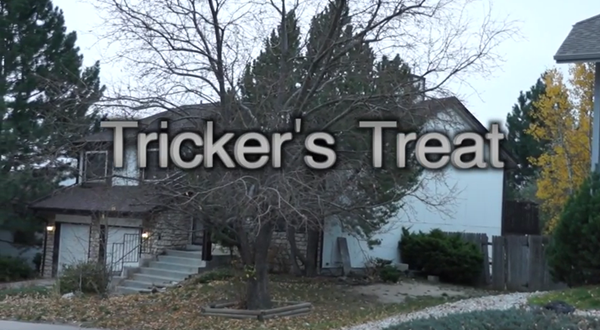 Halloween short film Tricker's Treat