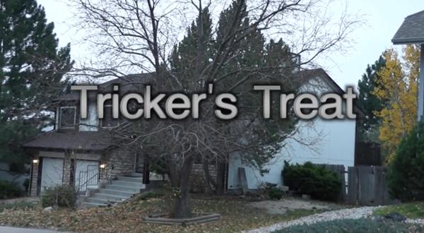 Halloween short film Tricker's Treat