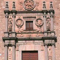 29.- Colegio de los Irlandeses. Salamanca