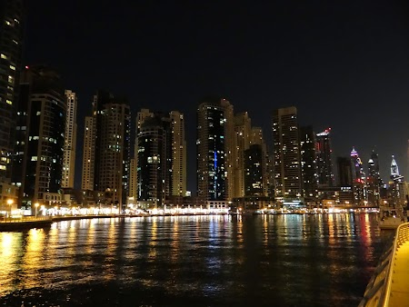 27, Dubai Marina by night.JPG