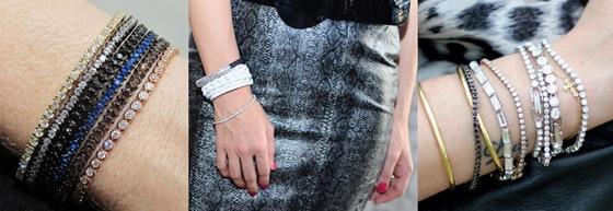 A moda das pulseiras Riviera: 6 sugestões de compras em diferentes estilos.