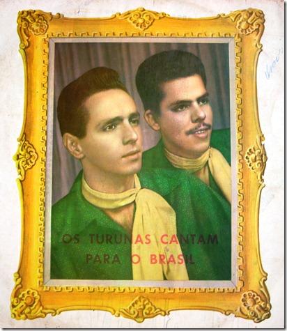 Dois Turunas - Cantam Para o Brasil
