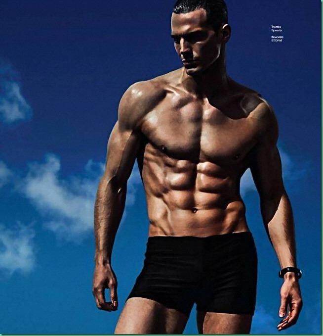 Adam Cowie by Chris Davis for Beige Magazine