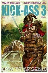 P00006 - Kick-Ass 3 #6