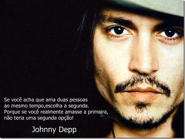 Frases sábias de Johnny Depp Parte 2