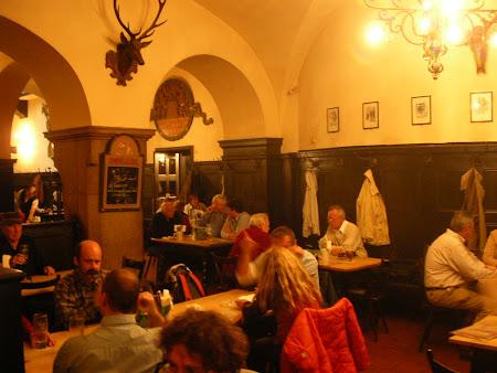 Obiective turistice Germania: Berarie din Munchen