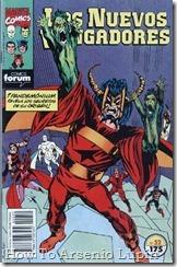 P00052 - Los Nuevos Vengadores #52