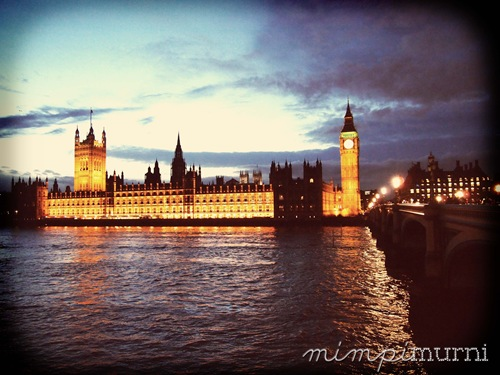 Houses of Parliament &amp; Big Ben  
