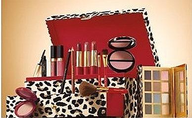 Elizabeth Arden Leopard Chic Beauty Box Color Collection