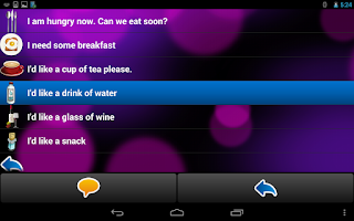 Screenshot of ClickToPhone