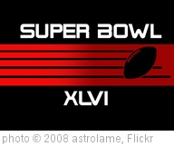 'Super Bowl XLVI' photo (c) 2008, astrolame - license: http://creativecommons.org/licenses/by-nd/2.0/