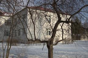 DSC 0161 5 корпус (поликлиника)   зима