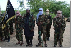 Al-Shabab backed by Ertrea
