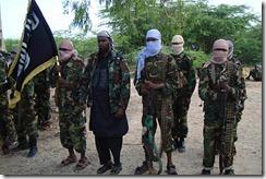 Al-Shabab backed by Ertrea