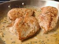 Mushroom Chicken 4