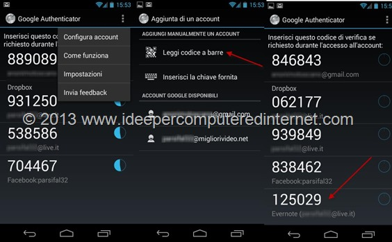 evernote-google-authenticator