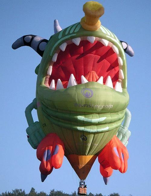 Innovative Air Balloons