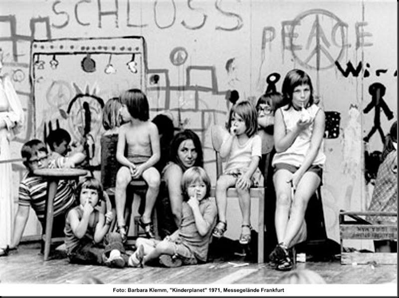 Kinderplanet, 1971